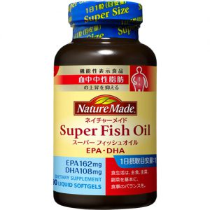 Read more about the article Nature Made Fish Oil (рыбий жир) на 90 дней