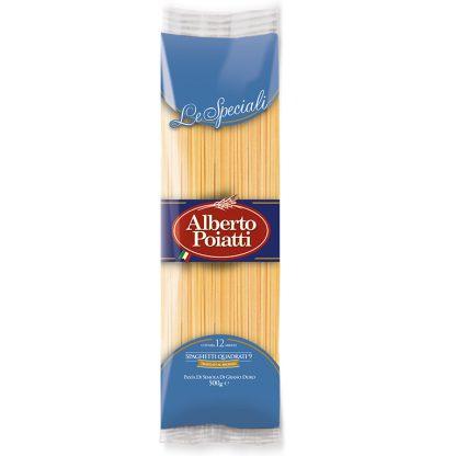 Спагетти от Spaghettiquadrati