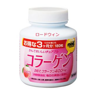 Orihiro Коллаген со вкусом персика