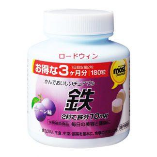 Orihiro Железо со вкусом сливы