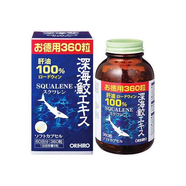 Read more about the article Squalene Orihiro (Сквален из Японии)