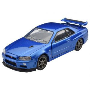 Nissan Skyline GT-R (Bayside Blue)