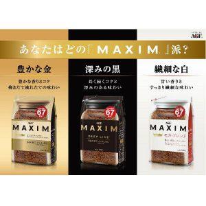 Японский кофе AGF Maxim (135 г)